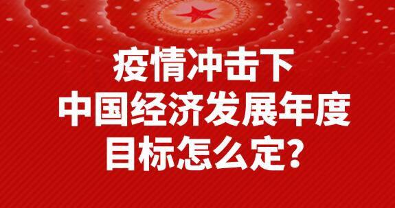 聚焦2020年全国两会:疫情冲击下中国经济发展年度目标怎么定?