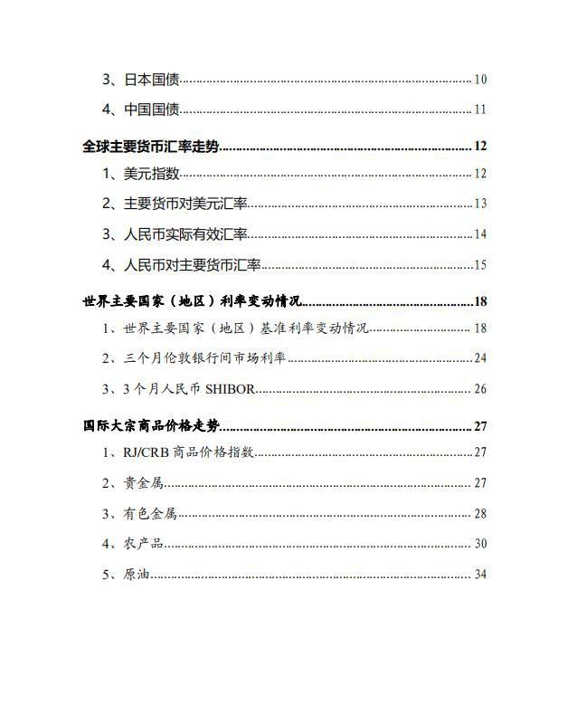 中宏国研月度宏观运行指标图解 第8-1号2
