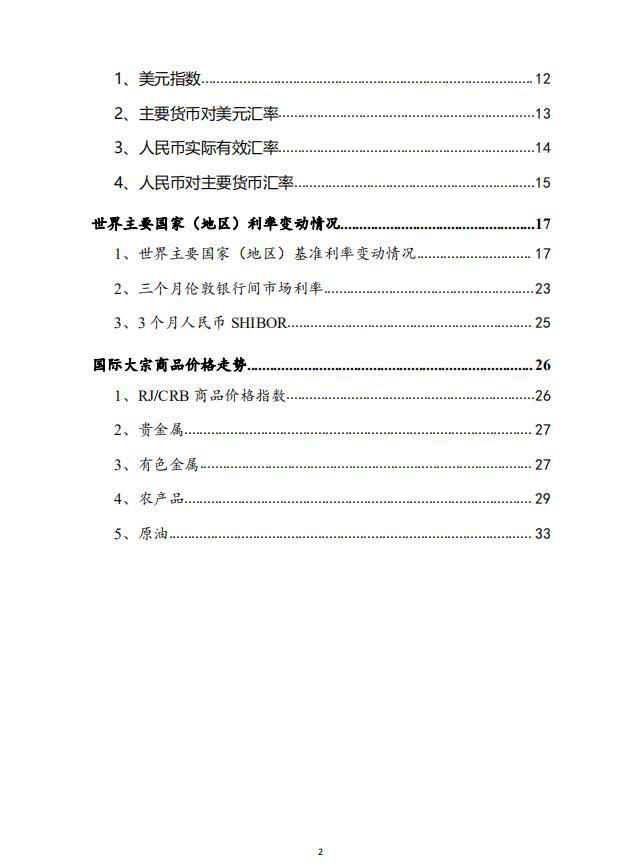 中宏国研月度宏观运行指标图解2